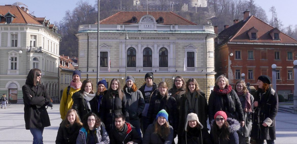 Life Stories: Slovenia exchange