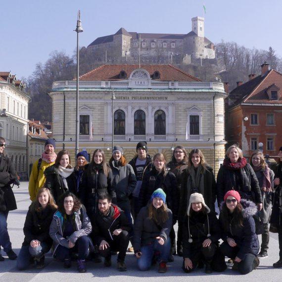 Life Stories: Slovenia exchange
