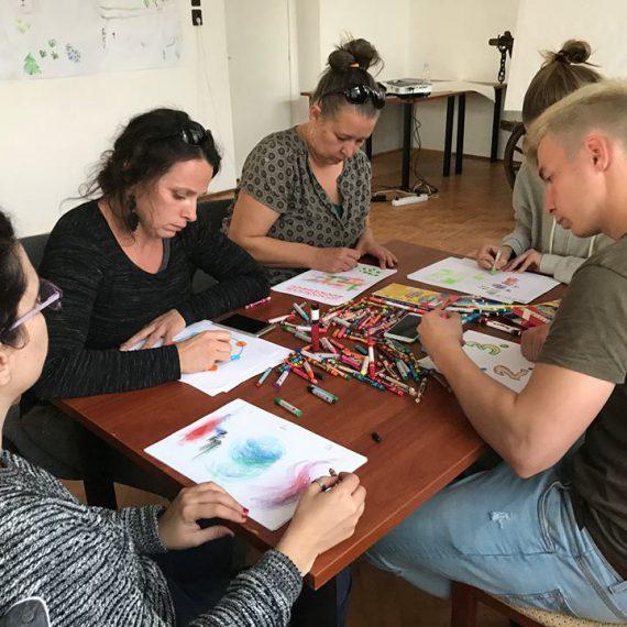 Magyarszombatfa- long journey to the world of visuality and imagination